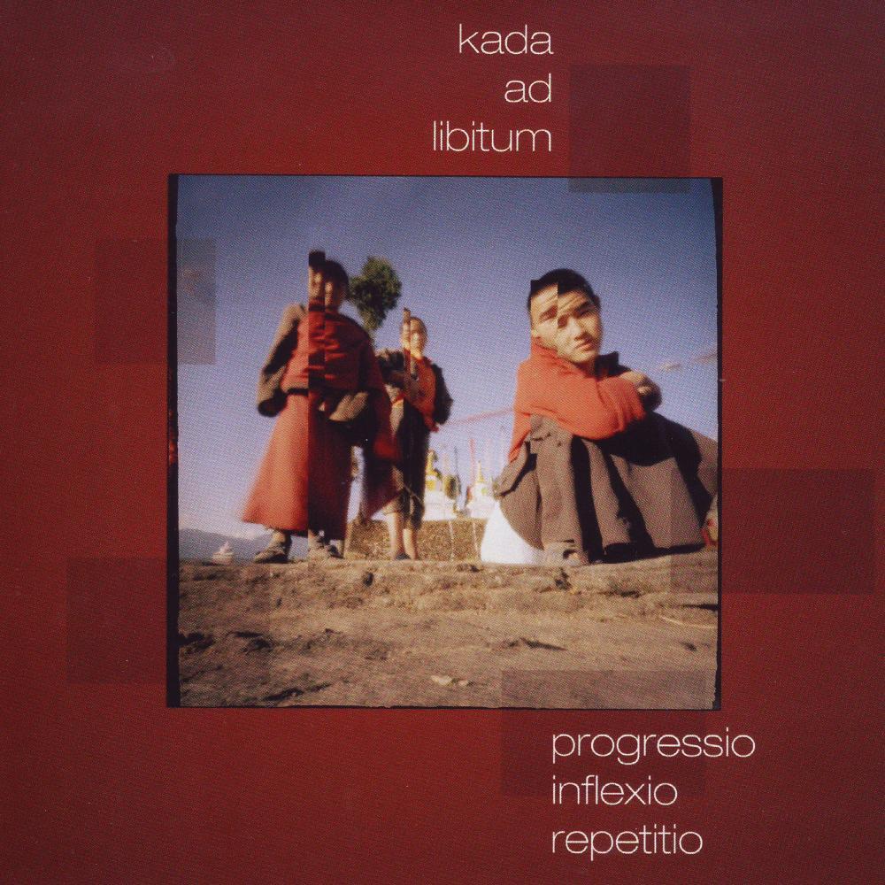 Progressio, Inflexio, Repetitio borítókép